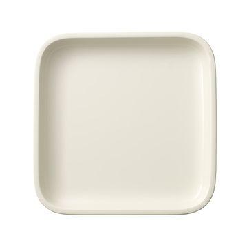 Villeroy & Boch - Clever Cooking - kwadratowy talerz/pokrywka - wymiary: 23 x 23 cm