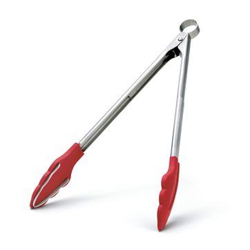 Cuisipro - szczypce z silikonowymi końcami - długość: 24 cm