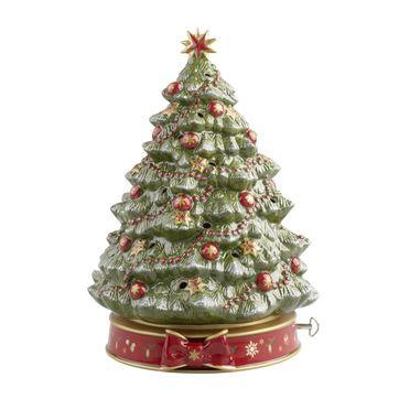 Villeroy & Boch - Toy's Delight - choinka-lampion z pozytywką - wysokość: 33 cm