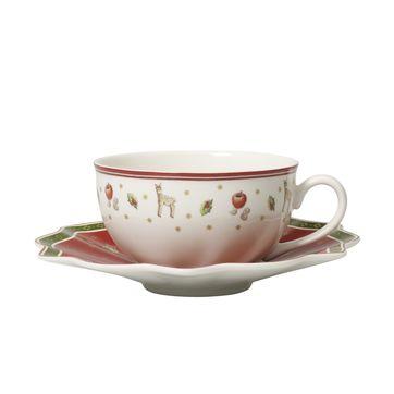 Villeroy & Boch - Toy's Delight - filiżanka do kawy z mlekiem ze spodkiem - pojemność: 0,3 l
