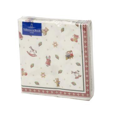 Villeroy & Boch - Winter Specials - serwetki - wymiary: 25 x 25 cm