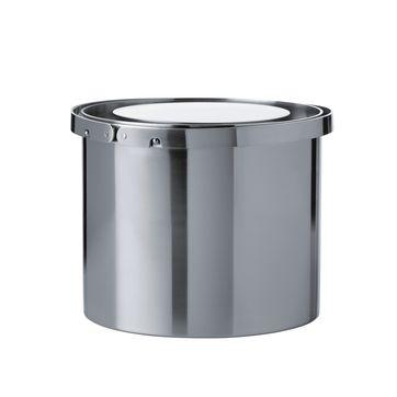 Stelton - Cylinda Line - wiaderko na lód - pojemność: 1,0 l