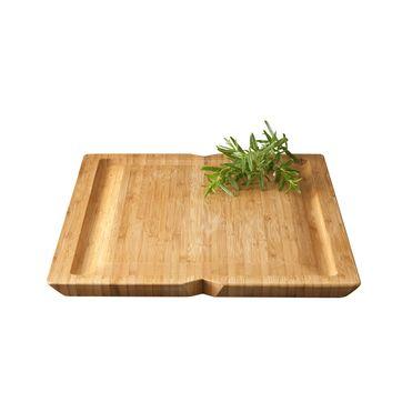Rosendahl - Grand Cru - bambusowa deska do krojenia - wymiary: 30 x 45 cm