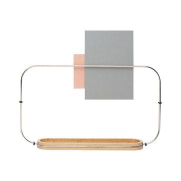 Alessi - Fierzo - organizer na biurko - wymiary: 29 x 17 cm