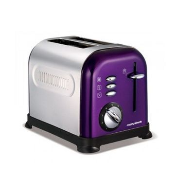 Morphy Richards - Accents - toster - na 2 tosty