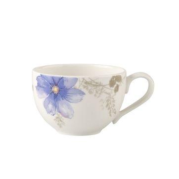 Villeroy & Boch - Mariefleur Gris Basic - filiżanka do kawy - pojemność: 0,25 l