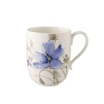 Villeroy & Boch - Mariefleur Gris Basic - kubek do latte macciato - pojemność: 0,48 l