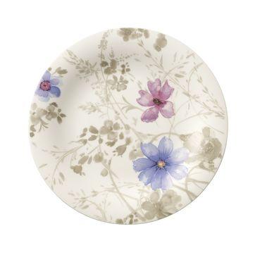 Villeroy & Boch - Mariefleur Gris Basic - talerz sałatkowy - średnica: 21 cm