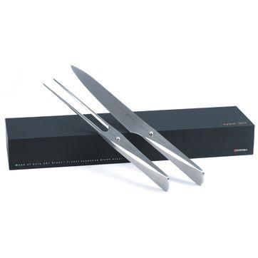 Chroma - Type 301 - nóż i widelec do mięs - nóż + widelec; projekt: F. A. Porsche