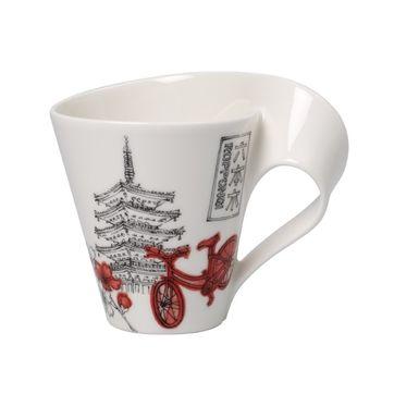 Villeroy & Boch - New Wave Caffe Tokyo - duży kubek w opakowaniu prezentowym - pojemność: 0,3 l