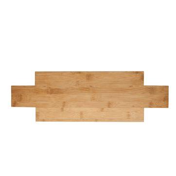 Sagaform - Kitchen - bambusowa deska do krojenia i serwowania - wymiary: 37 x 10,5 cm