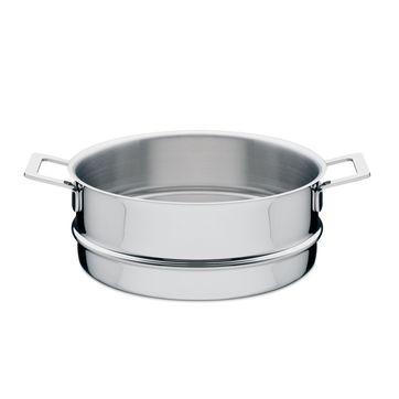 A di Alessi - Pots&Pans - wkład do gotowania na parze - średnica: 24 cm