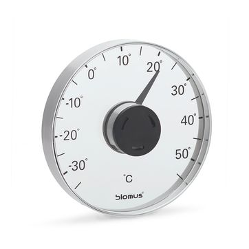 Blomus - Grado - termometr okienny - średnica: 11 cm