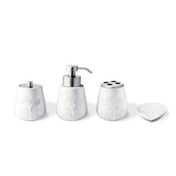 PO: - Klimt - zestaw łazienkowy - 4 elementy