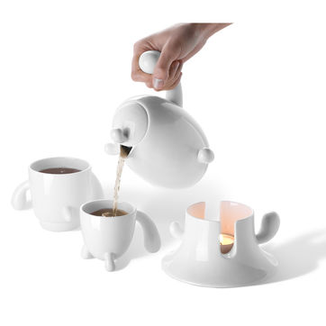 PO: - Cactus - zestaw do herbaty