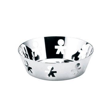 A di Alessi - Girotondo - okrągły koszyk - średnica: 18 cm
