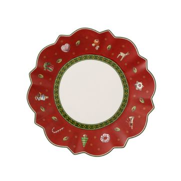 Villeroy & Boch - Toy's Delight - talerzyk deserowy - średnica: 17 cm