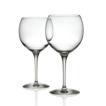 Alessi - Mami XL - 2 kieliszki do czerwonego wina - wysokość: 22 cm