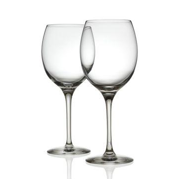 Alessi - Mami XL - 2 kieliszki do białego wina - wysokość: 22 cm