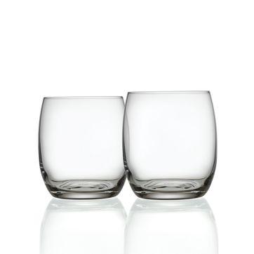 Alessi - Mami XL - 2 szklanki - pojemność: 0,3 l