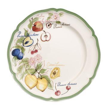 Villeroy & Boch - French Garden Arles - talerz płaski - średnica: 26 cm