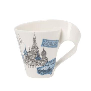 Villeroy & Boch - New Wave Caffe Moscow - kubek w opakowaniu prezentowym - pojemność: 0,3 l