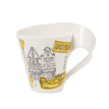 Villeroy & Boch - New Wave Caffe Amsterdam - kubek - pojemność: 0,3 l