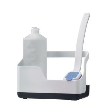 RIG-TIG - Sink-Caddy - organizer na zlew - wymiary: 19 x 10,5 x 14 cm