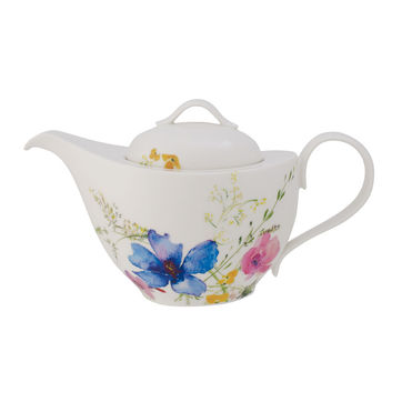 Villeroy & Boch - Mariefleur Basic - dzbanek do herbaty - pojemność: 1,0 l
