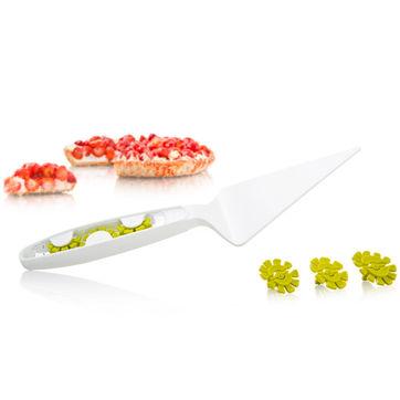Tomorrow's Kitchen - łopatka do ciasta z podziałkami do krojenia - długość: 37 cm