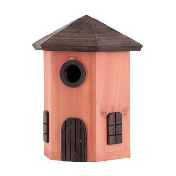 Wildlife Garden - domek dla ptaków - wymiary: 20 x 17,5 x 25,5 cm