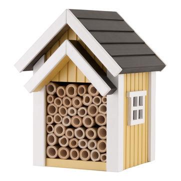 Wildlife Garden - ul - domek dla pszczół - wymiary: 16 x 16 x 21,6 cm