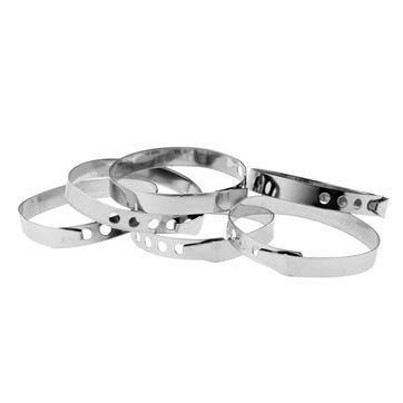 Küchenprofi - 6 pierścieni do rolad - średnica: 4,5-5,5 cm