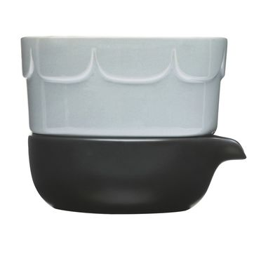 Sagaform - Kitchen - doniczka z podstawką - średnica: 13,5 cm