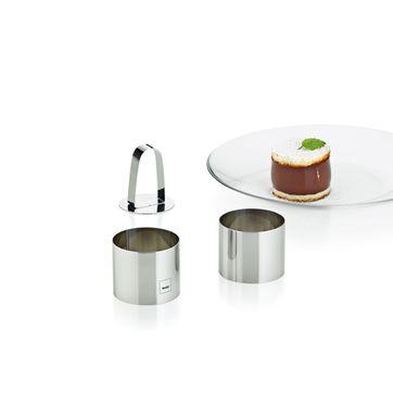 Kela - Decore - pierścienie do formowania deserów i przystawek