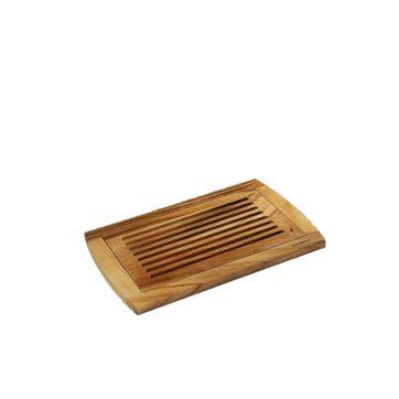 Zassenhaus - Akacja - deska do krojenia pieczywa - wymiary: 42 x 28 cm