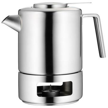 WMF - Kult - dzbanek do herbaty - z podgrzewaczem i zaparzaczem; pojemność: 1,2 l