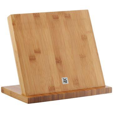 WMF - magnetyczny blok na noże - bambusowy