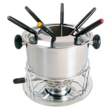 Moha - zestaw do fondue 11-częściowy - średnica: 22,5 cm