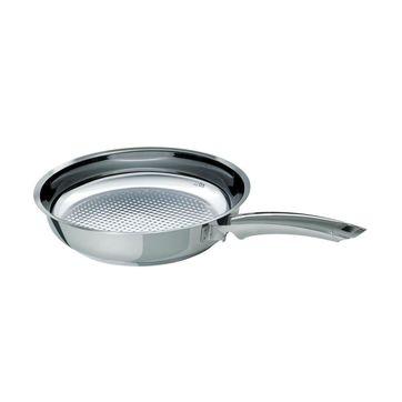Fissler - Crispy Steelux Premium - patelnia grillowa - średnica: 20 cm