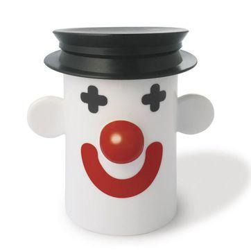 PO: - Trendy - kubek-klaun z pokrywką - pojemność: 0,2 l