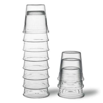 PO: - Trendy - zestaw karafka i 4 szklanki