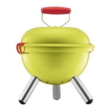 Bodum - Fyrkat - przenośny mini grill - średnica: 30 cm