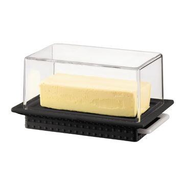 Bodum - Bistro - maselniczka z wkładem chłodzącym - wymiary: 17 x 11,5 x 8 cm
