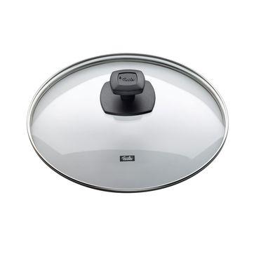 Fissler - Comfort - szklana pokrywa do patelni - średnica: 24 cm