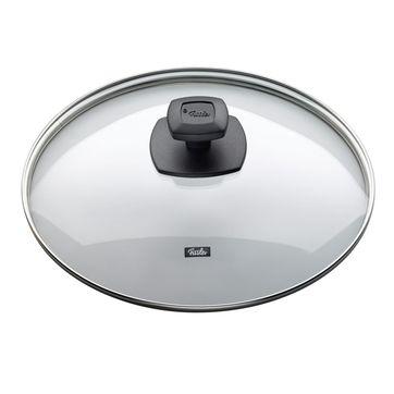 Fissler - Comfort - szklana pokrywa do patelni - średnica: 28 cm