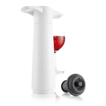 Vacu Vin - pompka próżniowa do wina z korkiem