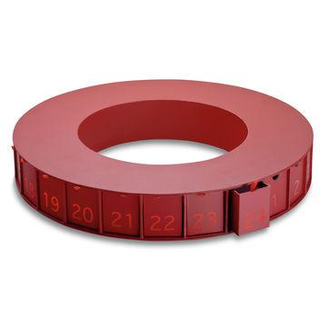 Philippi - Ring - kalendarz adwentowy - średnica: 40 cm