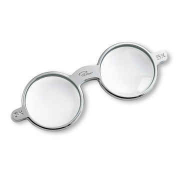 Philippi - Glasses - okulary-lupa - wymiary: 12,5 x 4,5 cm