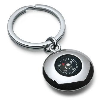Philippi - Pole - brelok kompas - średnica: 3 cm